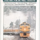 Mainline Modeler Magazine December 1984 Train Railroad  Not PDF Back Issue