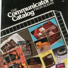 The Communicator's Catalog From Kodak 1981