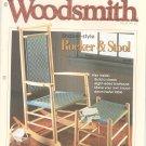 Woodsmith Magazine Back Issue Volume 20 Number 117 Shaker Style Rocker Plus June 1998