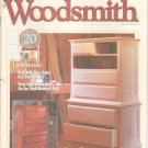 Woodsmith Magazine Back Issue Volume 21 Number 125 Cherry Chest On Chest Plus October 1999