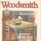 Woodsmith Magazine Back Issue Volume 21 Number 122 Harvest Table Plus April 1999