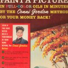 You Can Paint A Picture Full Color Oils by Conni Gordon Vintage