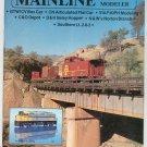 Mainline Modeler Magazine December 1987 Train Railroad  Not PDF Back Issue