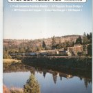 Mainline Modeler Magazine January 1988 Train Railroad  Not PDF Back Issue