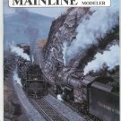 Mainline Modeler Magazine November 1988 Train Railroad  Not PDF Back Issue