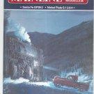 Mainline Modeler Magazine December 1988 Train Railroad  Not PDF Back Issue