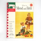 How To Mend And Refit By Singer Book Number 117 Vintage