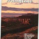 Mainline Modeler Magazine September 1990 Train Railroad  Not PDF Back Issue