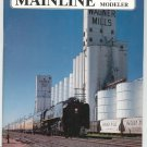 Mainline Modeler Magazine May 1989 Train Railroad  Not PDF Back Issue