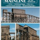 Mainline Modeler Magazine July 1989 Train Railroad  Not PDF Back Issue