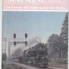 Mainline Modeler Magazine November 1989 Train Railroad  Not PDF Back Issue