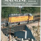 Mainline Modeler Magazine August 1989 Train Railroad  Not PDF Back Issue