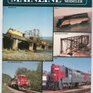 Mainline Modeler Magazine December 1989 Train Railroad  Not PDF Back Issue