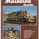 Mainline Modeler Magazine April 1991 Train Railroad  Not PDF Back Issue