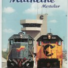Mainline Modeler Magazine February 1991 Train Railroad  Not PDF Back Issue