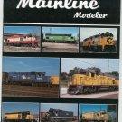 Mainline Modeler Magazine March 1991 Train Railroad  Not PDF Back Issue