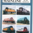 Mainline Modeler Magazine May 1988 Train Railroad  Not PDF Back Issue