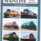 Mainline Modeler Magazine May 1988 Train Railroad  Not PDF Back Issue