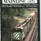 Mainline Modeler Magazine July 1988 Train Railroad  Not PDF Back Issue