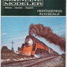 Mainline Modeler Magazine July 1983 Train Railroad  Not PDF Back Issue