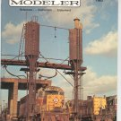 Mainline Modeler Magazine August 1983 Train Railroad  Not PDF Back Issue