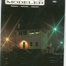 Mainline Modeler Magazine September 1983 Train Railroad  Not PDF Back Issue