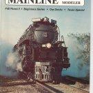 Mainline Modeler Magazine November 1983 Train Railroad  Not PDF Back Issue