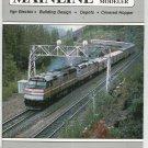 Mainline Modeler Magazine December 1983 Train Railroad  Not PDF Back Issue