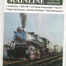Mainline Modeler Magazine February 1986 Train Railroad  Not PDF Back Issue