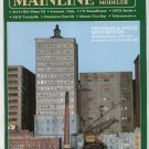 Mainline Modeler Magazine April 1986 Train Railroad  Not PDF Back Issue