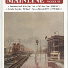 Mainline Modeler Magazine May 1986 Train Railroad  Not PDF Back Issue