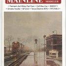 Mainline Modeler Magazine May 1986 Train Railroad  Not PDF Back Issue
