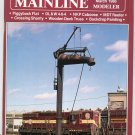 Mainline Modeler Magazine March 1986 Train Railroad  Not PDF Back Issue