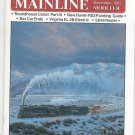 Mainline Modeler Magazine December 1985 Train Railroad  Not PDF Back Issue