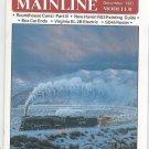 Mainline Modeler Magazine December 1985 Train Railroad  Not PDF Back Issue