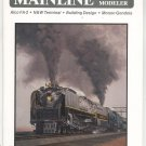 Mainline Modeler Magazine January 1984 Train Railroad  Not PDF Back Issue