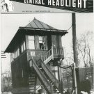 Central Headlight Magazine First Quarter 1996 Railroad Train