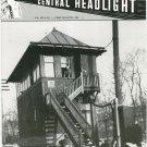 Central Headlight Magazine First Quarter 1996 Railroad Train
