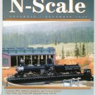 N Scale Magazine November December 1998 Back Issue Train Railroad