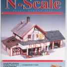 N Scale Magazine July August 1998 Back Issue Train Railroad