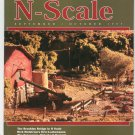 N Scale Magazine September October 1997 Back Issue Train Railroad