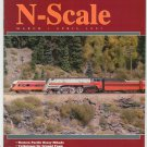 N Scale Magazine March April 1997 Back Issue Train Railroad