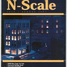 N Scale Magazine July August 1997 Back Issue Train Railroad