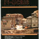 N Scale Magazine November December 1996 Back Issue Train Railroad