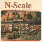 N Scale Magazine September October 1996 Back Issue Train Railroad