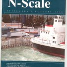 N Scale Magazine September October 1995 Back Issue Train Railroad