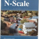 N Scale Magazine July August 1995 Back Issue Train Railroad