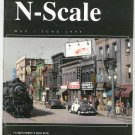N Scale Magazine May June 1995 Back Issue Train Railroad