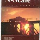 N Scale Magazine January February 1995 Back Issue Train Railroad