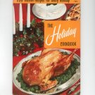 Vintage The Holiday Cookbook # 124 By Culinary Arts Institute 832605298